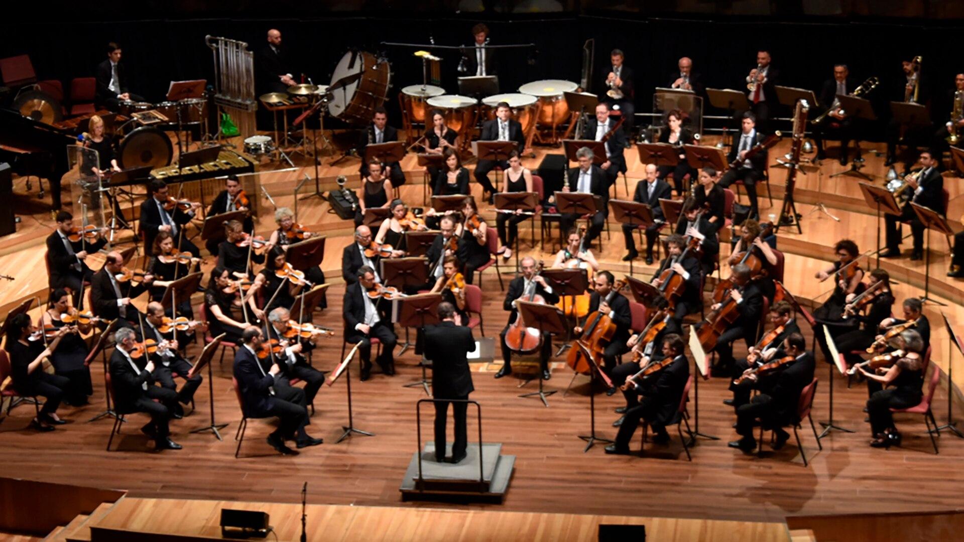 La Orquesta Sinfónica Nacional realizará encuentros de formación virtual y  gratuita - Aptus | Noticias de educación, cultura, arte, formación y  capacitación